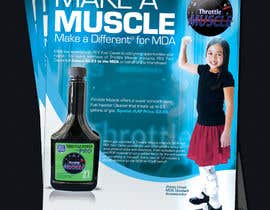 #5 cho Brochure Design for Throttle Muscle bởi csoxa