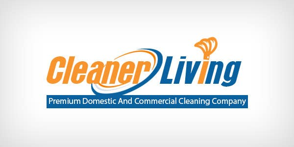 Proposition n°                                        7                                      du concours                                         Design a Logo for Cleaning Company - Clean R Living