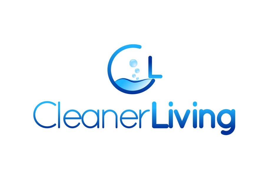 Proposition n°                                        6                                      du concours                                         Design a Logo for Cleaning Company - Clean R Living