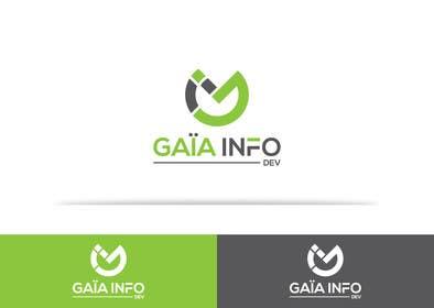 #10 for Design a Logo for Gaia Info Dev ! af HSDesignStudios