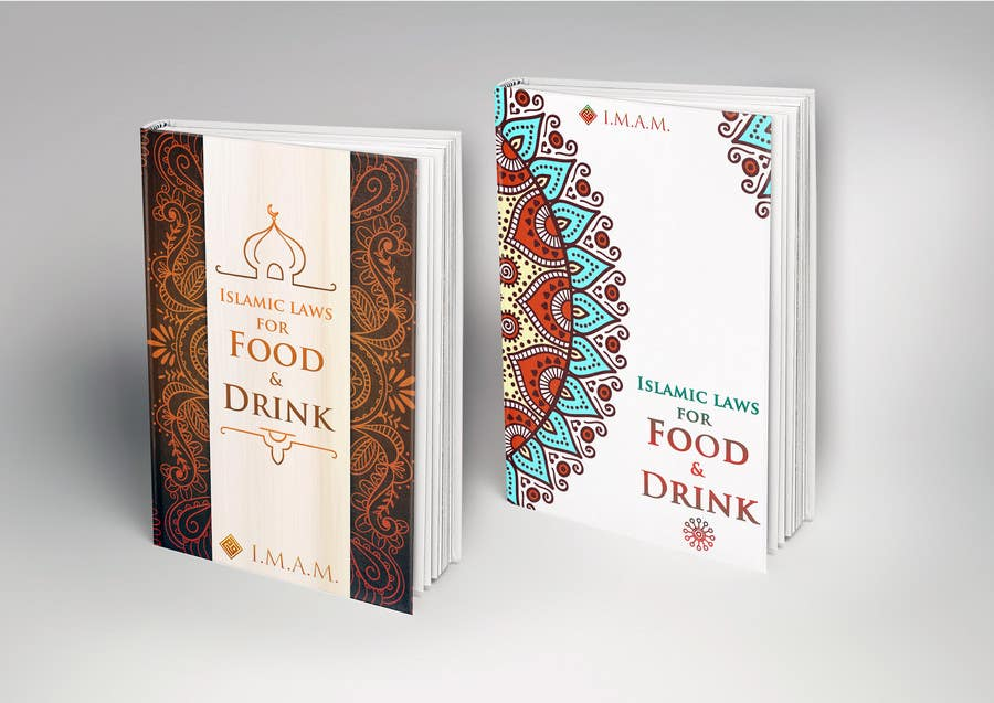 Food Book Cover Design ~ Design book cover for a booklet quot islamic rules of food and