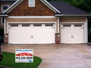 Contest Entry #33 for Graphic Design for Reliable Garage Door