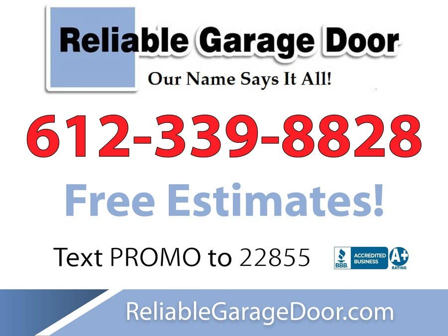 Bài tham dự cuộc thi #46 cho Graphic Design for Reliable Garage Door