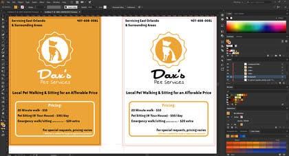 Image of                             Design a Flyer