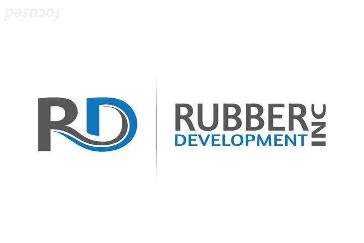 Kilpailutyö #8 kilpailussa Logo Design for Rubber Development Inc.
