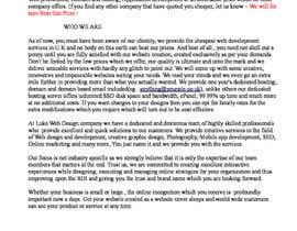 Nro 3 kilpailuun rewrite my website käyttäjältä saritha1979
