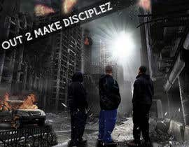 nº 116 pour Graphic Design for Lyrical Disciplez par SuaveDesigns