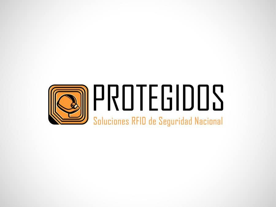 """Конкурсная заявка №129 для Logo Design for """"Protegidos"""""""