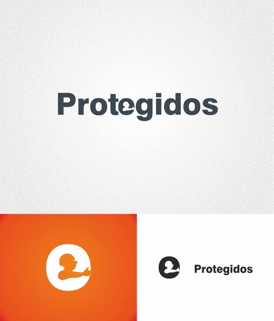 """Конкурсная заявка №133 для Logo Design for """"Protegidos"""""""