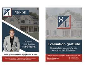 nº 6 pour Design a Real Estate flyer par graphics554