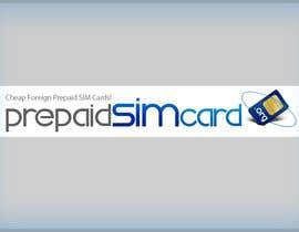 Nro 74 kilpailuun Logo Design for prepaidsimcard.org käyttäjältä kristheme