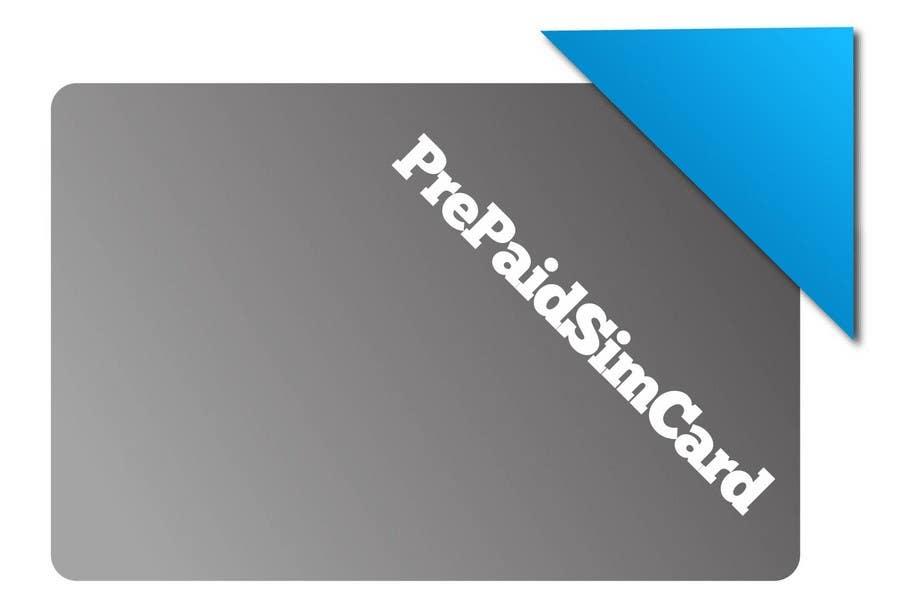 Конкурсная заявка №45 для Logo Design for prepaidsimcard.org