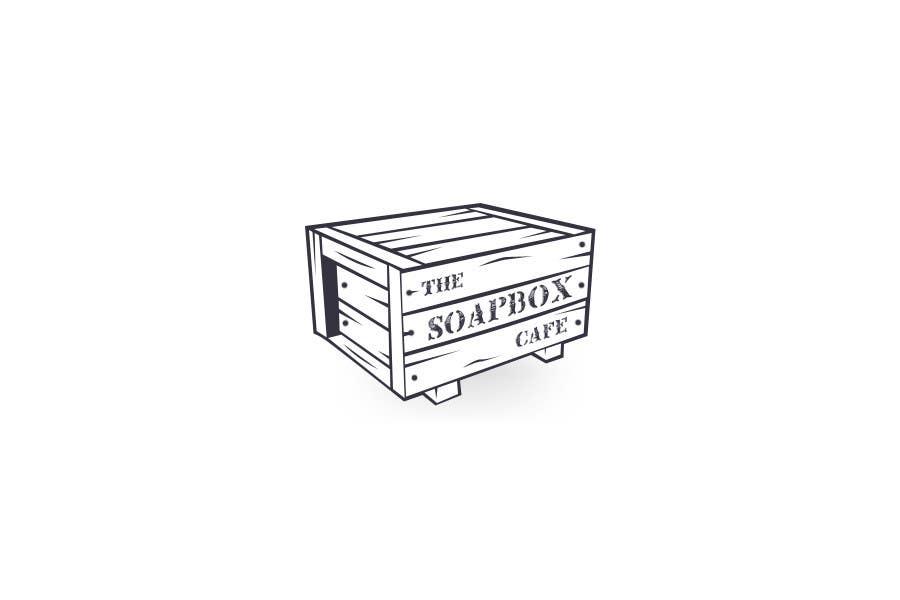 Kilpailutyö #38 kilpailussa Logo Design for The Sopa Box Cafe