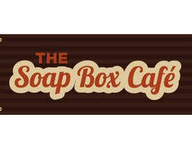 #18 para Logo Design for The Sopa Box Cafe por JoGraphicDesign