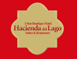 #74 para Logo Design for 5 Star Boutique Hotel & Restaurant por TK5