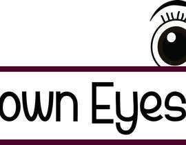 #12 cho Design a Logo for Brown Eyes bởi saaniya94