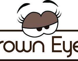 #18 cho Design a Logo for Brown Eyes bởi saaniya94