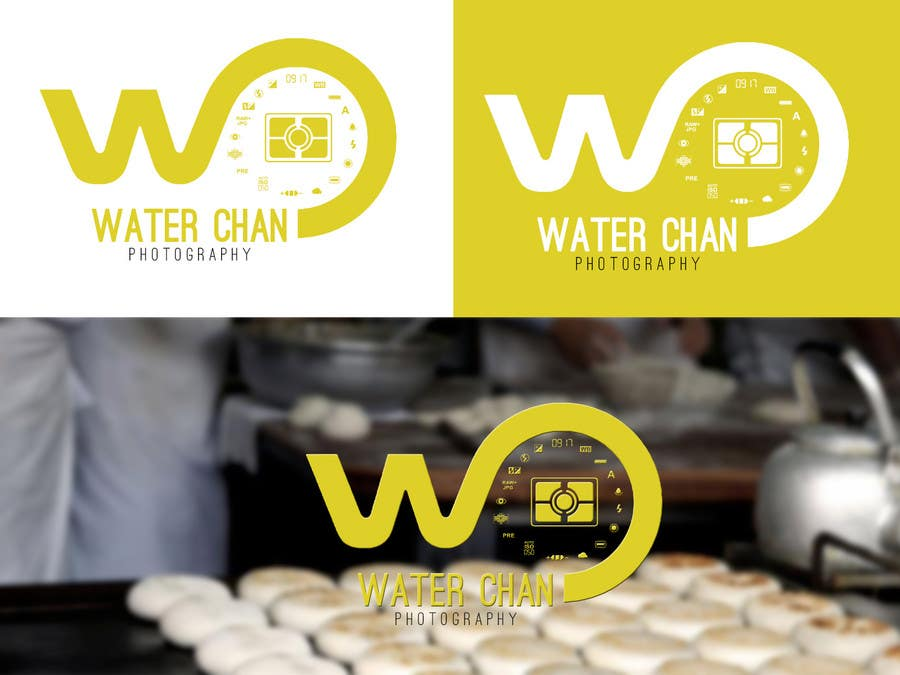 Contest Entry #                                        413                                      for                                         Logo Design for WATER CHAN LIMITED