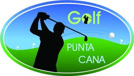 Penyertaan Peraduan #                                        58                                      untuk                                         Logo Design for Golf Punta Cana