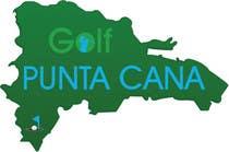 Graphic Design Konkurrenceindlæg #83 for Logo Design for Golf Punta Cana