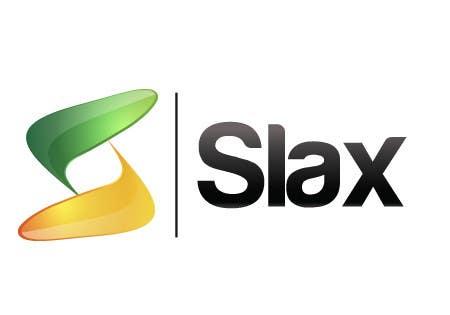 Kilpailutyö #                                        397                                      kilpailussa                                         Logo Design for Slax