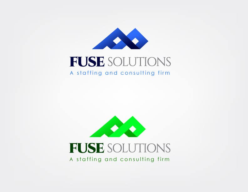 Bài tham dự cuộc thi #                                        334                                      cho                                         ***Design a Logo for Fuse Solutions (a staffing and consulting firm)
