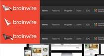 Graphic Design Entri Peraduan #536 for Logo Design for brainwire