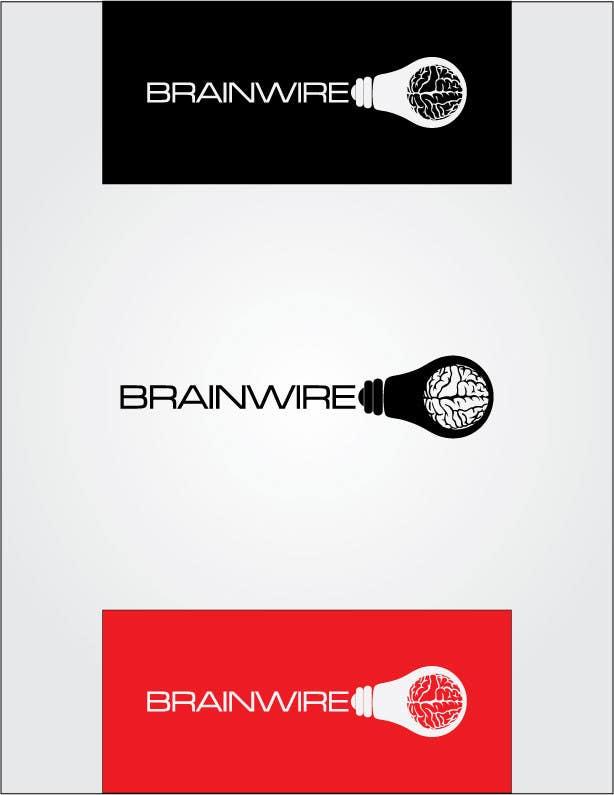 Penyertaan Peraduan #415 untuk Logo Design for brainwire