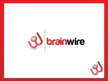 #233 for Logo Design for brainwire by rraja14