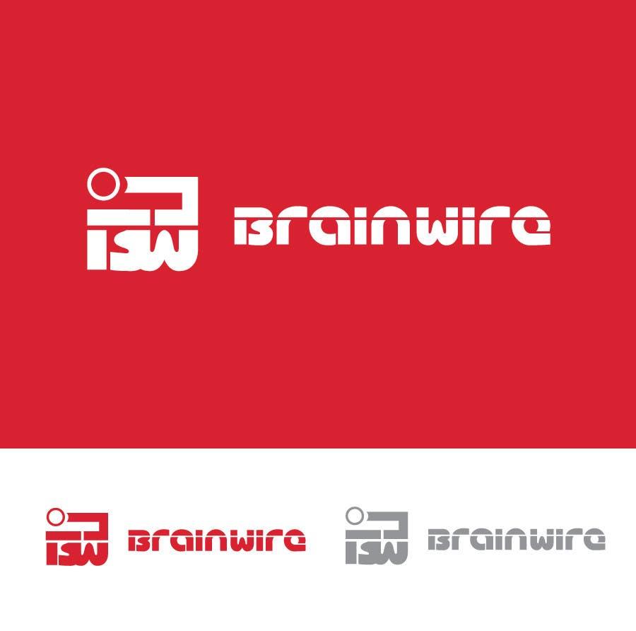 Penyertaan Peraduan #411 untuk Logo Design for brainwire