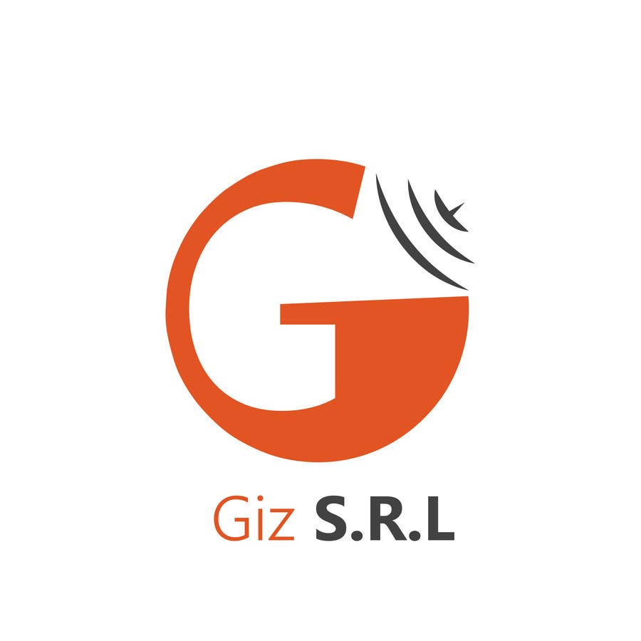 Logo For Media And Press Company Giz S R L Freelancer