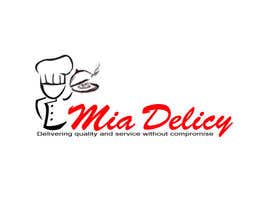 #342 for Logo Design for Mia Delicy - Cyprus based breakfast and Lunch fresh food delivery by azkaik