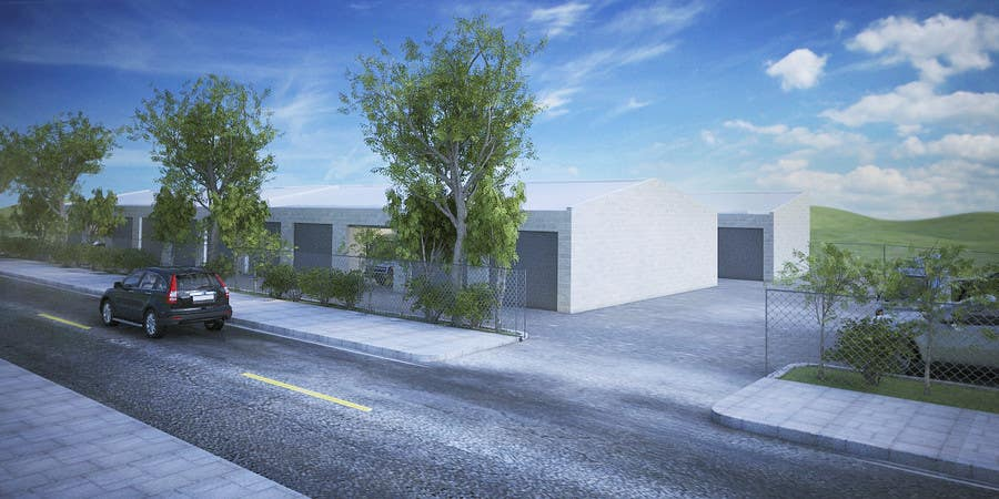 #65 for 3D Rendered Drawing Designs of a Real Estate Development for Linn Industries by JustinNguyen