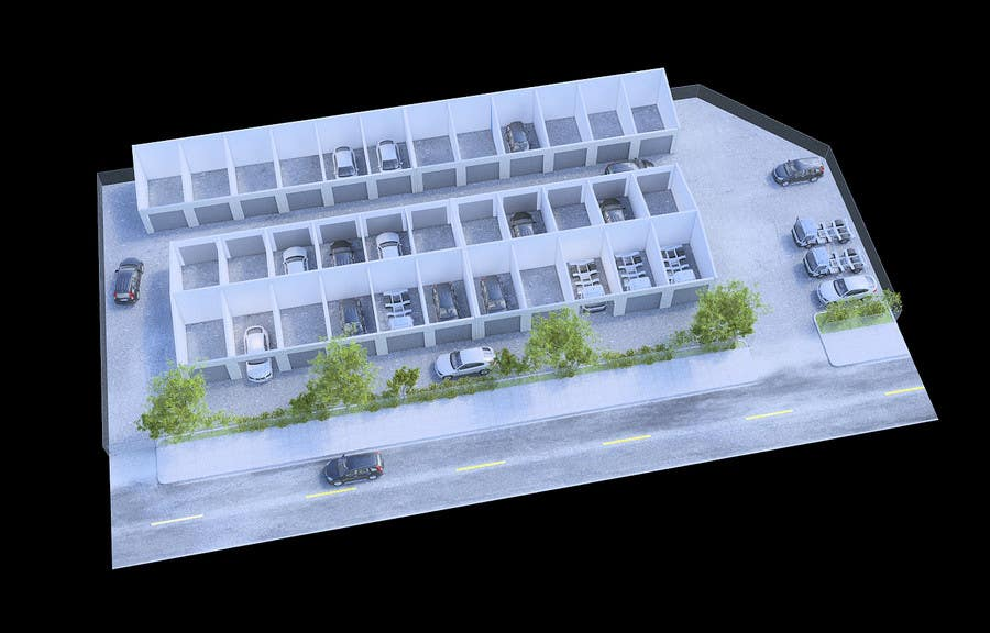 Inscrição nº                                         68                                      do Concurso para                                         3D Rendered Drawing Designs of a Real Estate Development for Linn Industries
