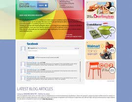 #15 untuk Website Design for Amazing Registry.com, Inc. oleh hipnotyka
