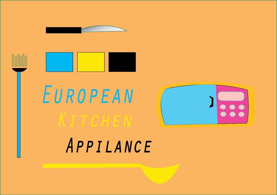 Penyertaan Peraduan #                                        61                                      untuk                                         Logo Design for A kitchen appliance showroom Retailing ovens , cooktops, range hoods, dishwashers