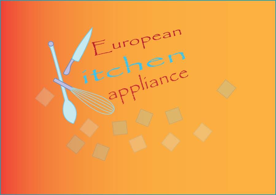 Penyertaan Peraduan #                                        60                                      untuk                                         Logo Design for A kitchen appliance showroom Retailing ovens , cooktops, range hoods, dishwashers
