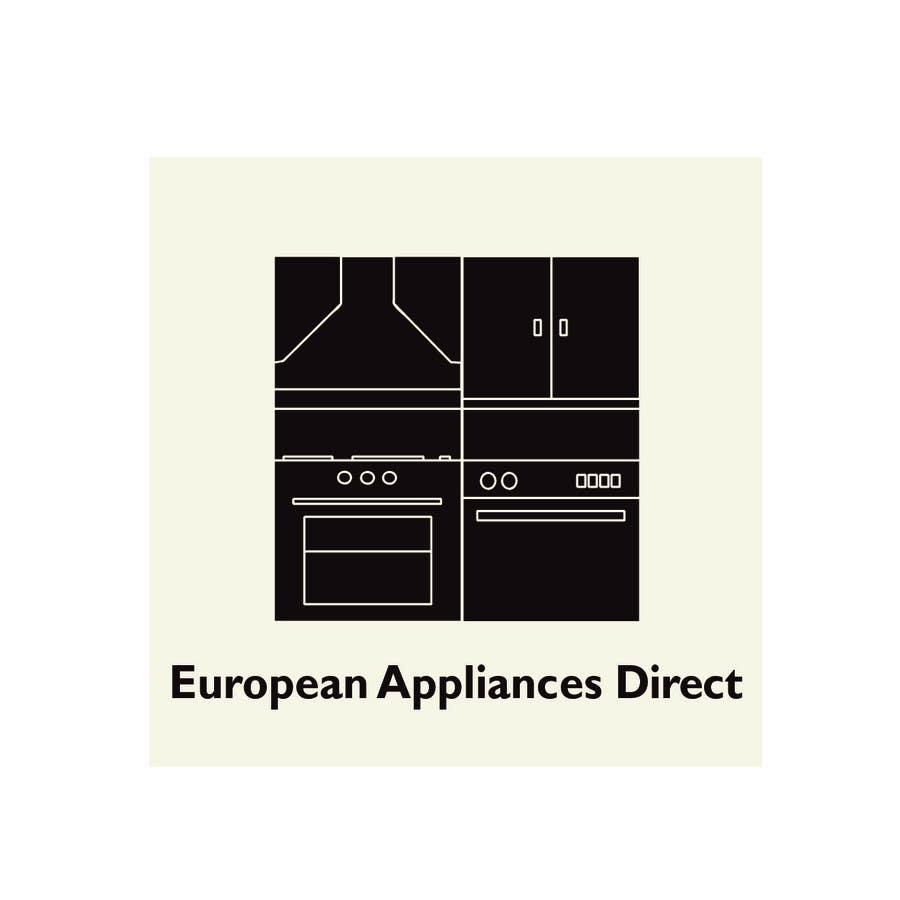 Penyertaan Peraduan #                                        22                                      untuk                                         Logo Design for A kitchen appliance showroom Retailing ovens , cooktops, range hoods, dishwashers