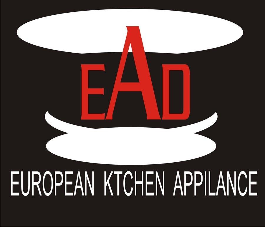 Penyertaan Peraduan #                                        72                                      untuk                                         Logo Design for A kitchen appliance showroom Retailing ovens , cooktops, range hoods, dishwashers