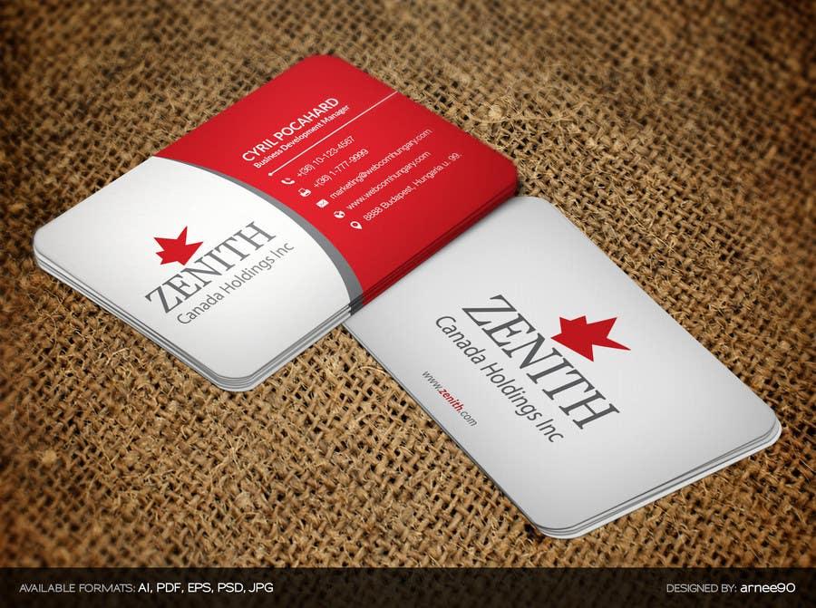 Entry 9 by arnee90 for design a classy business card freelancer wasilisho la shindano 9 la design a classy business card colourmoves
