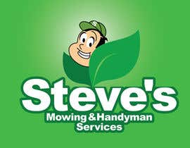 #20 para Logo Design for Steve's Mowing & Handyman Services por stanbaker