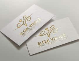 #25 para Sleek Visage Logo Contest por galinmihalna