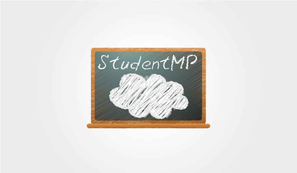 Kilpailutyö #72 kilpailussa Logo Design for StudentMP
