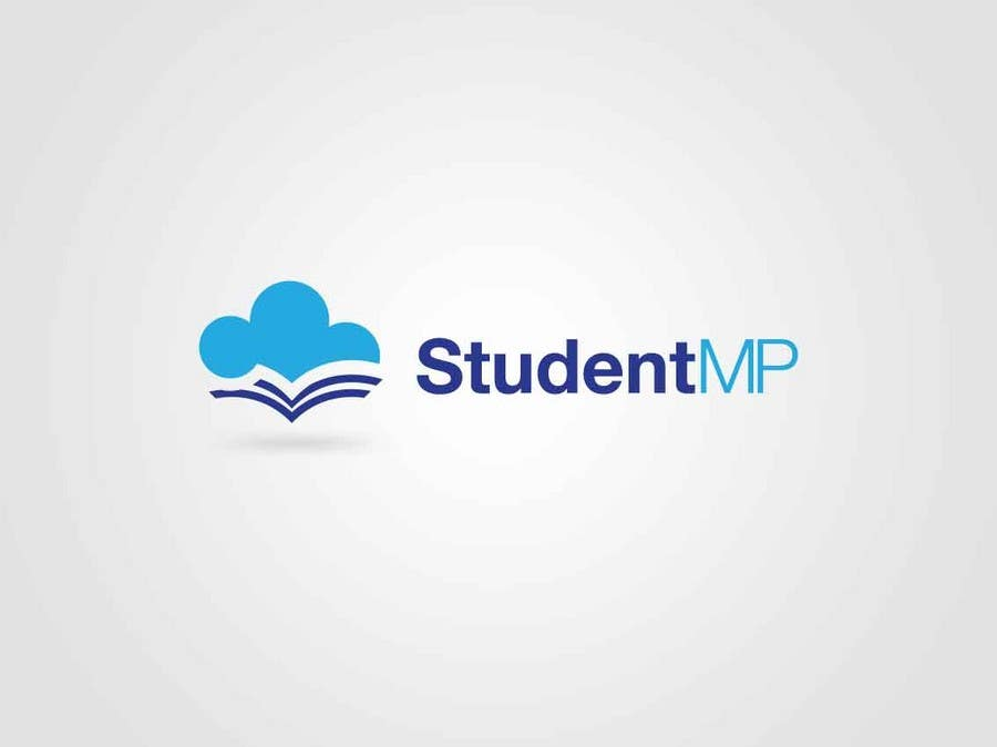 Kilpailutyö #93 kilpailussa Logo Design for StudentMP