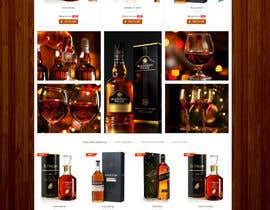 #2 for Design a Beer / Liquor / Wine Website by sanjaybhansali