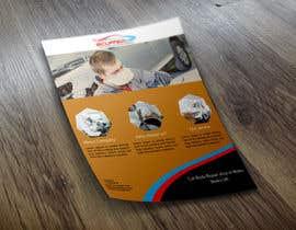 nº 18 pour Design a Flyer par apuarnab