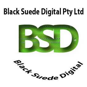 Konkurrenceindlæg #33 for Logo Design for Black Suede Digital Pty Ltd