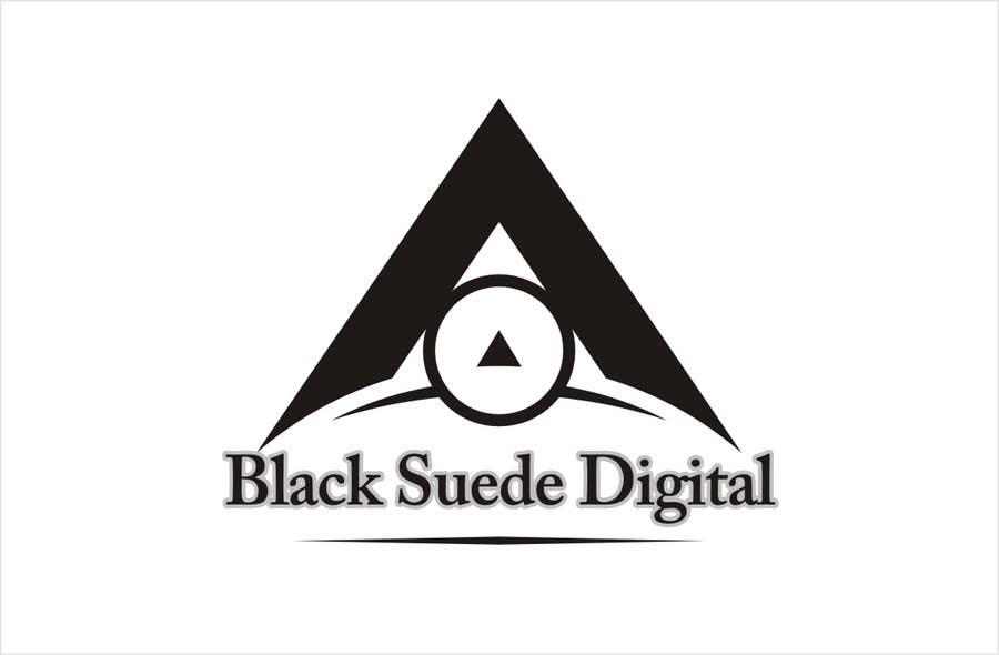 Konkurrenceindlæg #40 for Logo Design for Black Suede Digital Pty Ltd