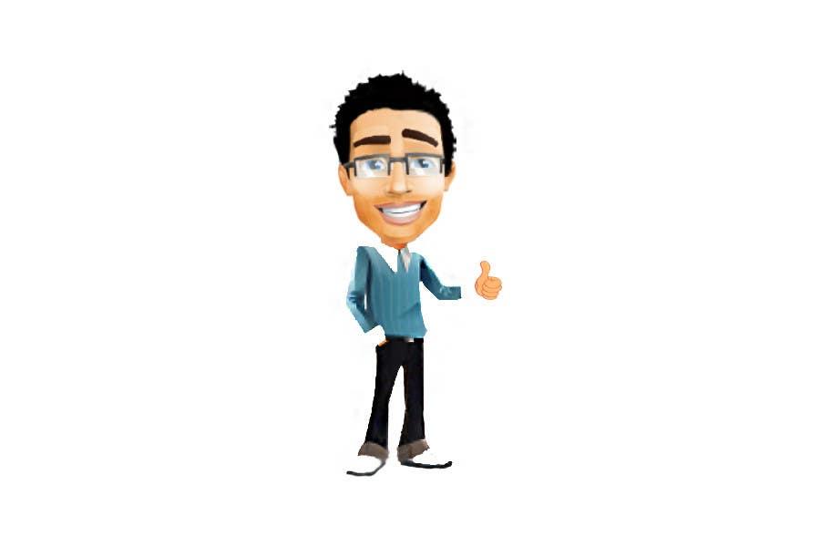 #3 for draw avatar full body by harihariesh