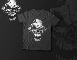 #22 for Skull T-Shirt Design by HomelessChicken